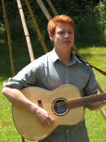 June 10 2012 013 Connor Burford Guitar